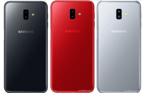 الوان Samsung GalaxyJ6Plus
