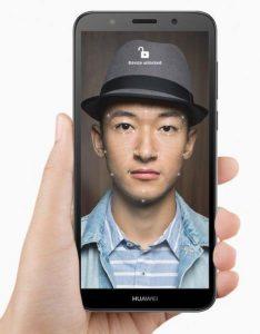 شاشة هاتف Huawei Y5 2018