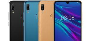 الوان هاتف Huawei Y6 2019