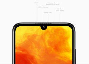 كاميرا هاتف Huawei Y6 2019