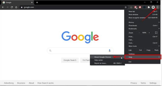 حظر الإشعارات المضللة في جوجل كروم