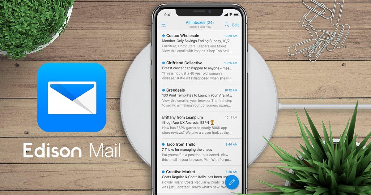 أفضل تطبيقات للحصول على بريد إلكتروني للأندرويد