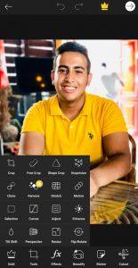 شرح واجهة أحدث اصدار من تطبيق بيكس ارت PicsArt وطريقة استخدامه