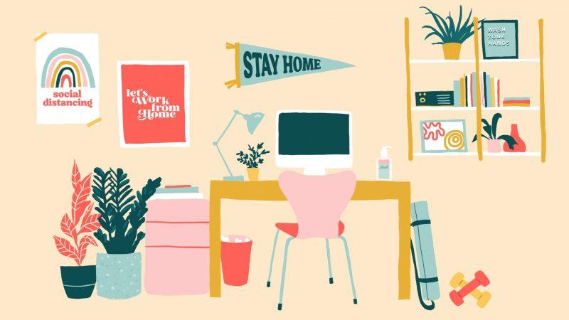العمل من المنزل: زووم تدعم العمل المنزلى باطلاق منصة وجهاز فيديو جديد