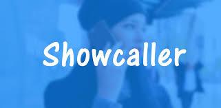 تطبيق Showcaller