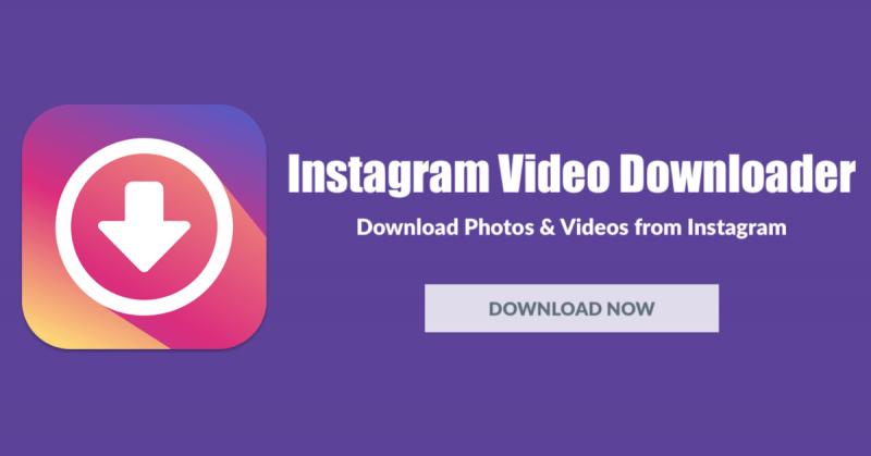 افضل تطبيقات حفظ مقاطع الفيديو والصور من الانستقرام للاندرويد