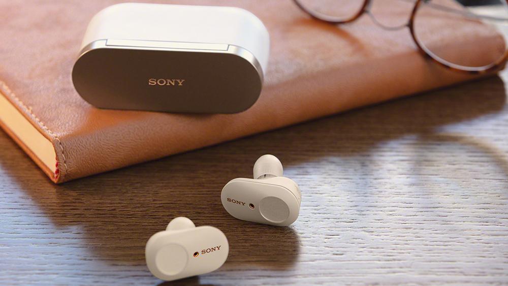 1. سماعةSony WF-1000XM3 Wireless Earbuds