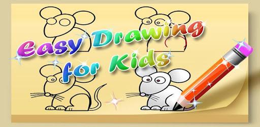 تطبيق Drawing for Kids