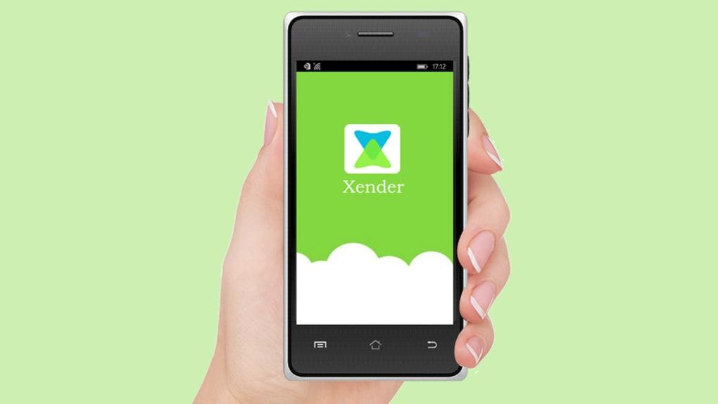برنامج Xender