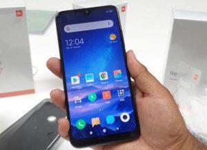 شاشة هاتف Xiaomi Redmi 7
