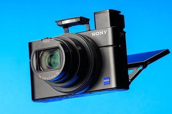 مراجعة كاميرا Sony Cyber-shot DSC-RX100 VII