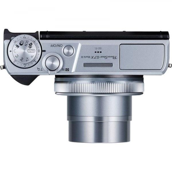 سعر و مواصفات كاميرا كانون جى 7 اكس ديجيتال