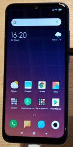 شاشة هاتف Xiaomi Note 7