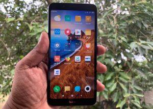 شاشة هاتف Xiaomi Redmi 7A
