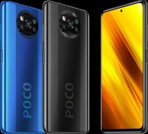 ألوان Xiaomi Poco X3 NFC