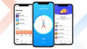 تطبيق Seven – 7 Minute Workout
