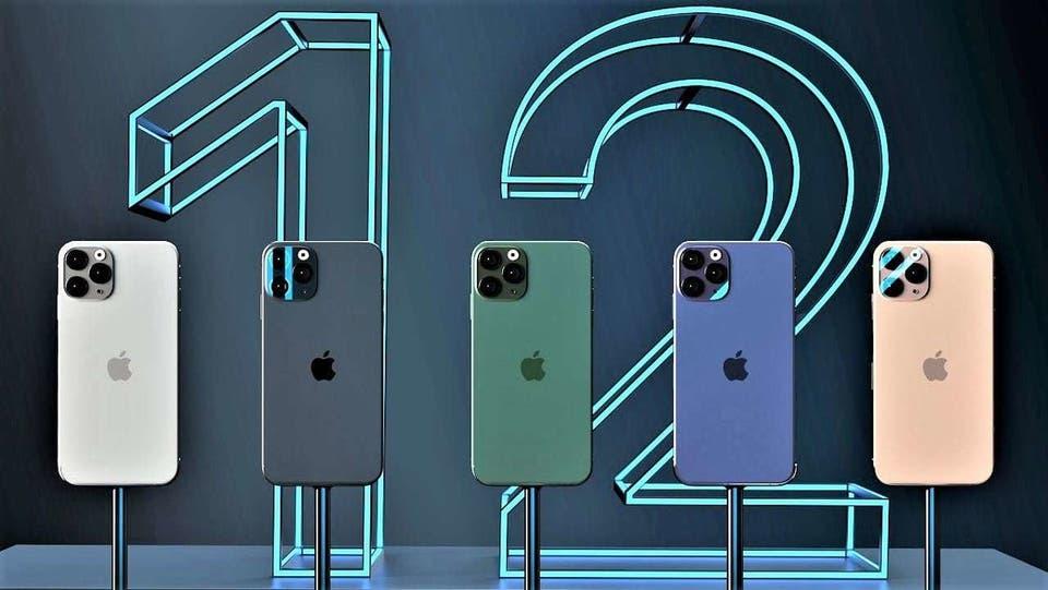 مؤتمر ابل الجديد 2020 والاعلان عنت مجموعة هواتف apple iphone 12