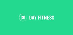 تطبيق 30 Day Fitness Challenge