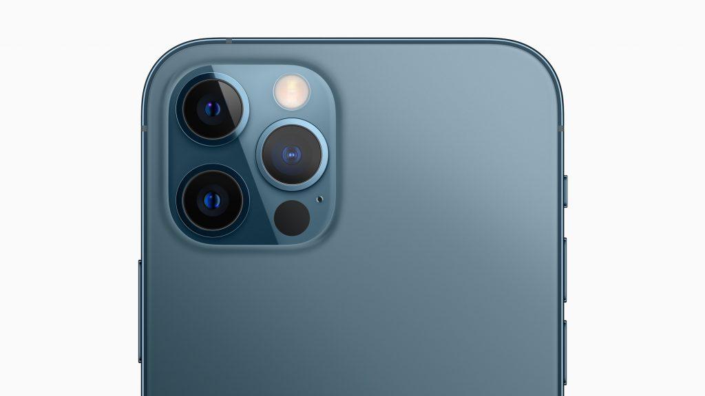 كاميرا هاتف iphone 12