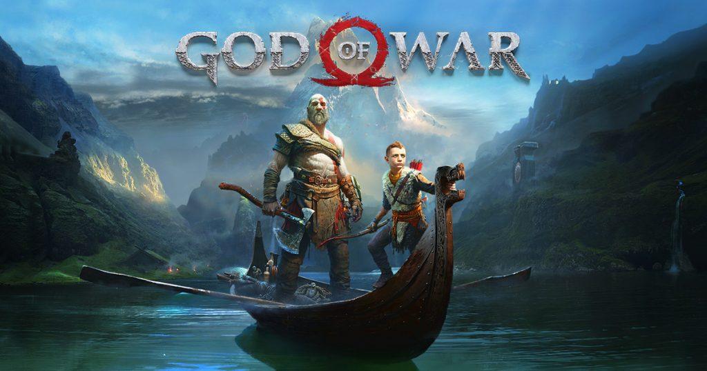 لعبة God of War