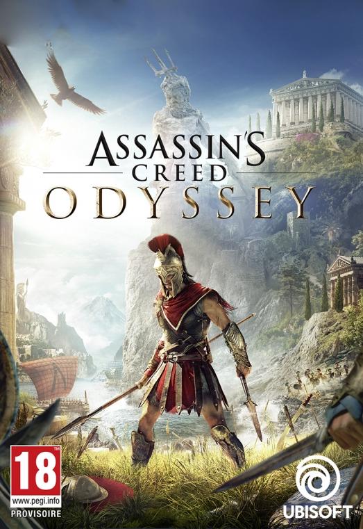 لعبة Assassin's Creed Odyssey