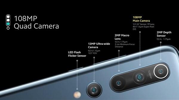 كاميرا شاومي مي 10