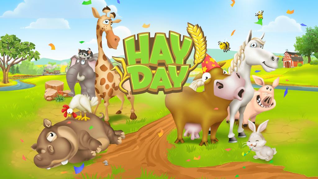 تحميل لعبة Hay Day