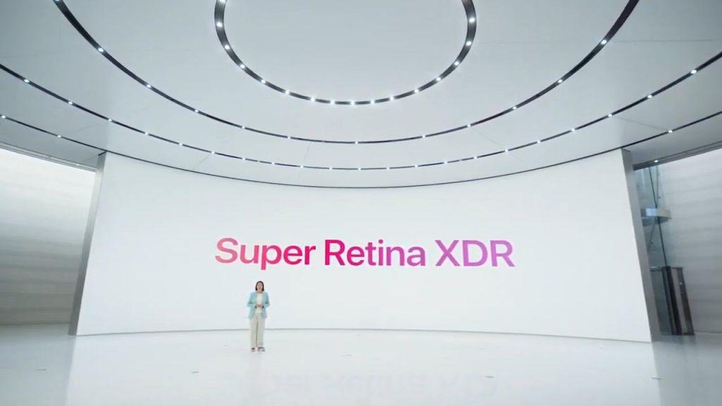 شاشة Super Retina XDR