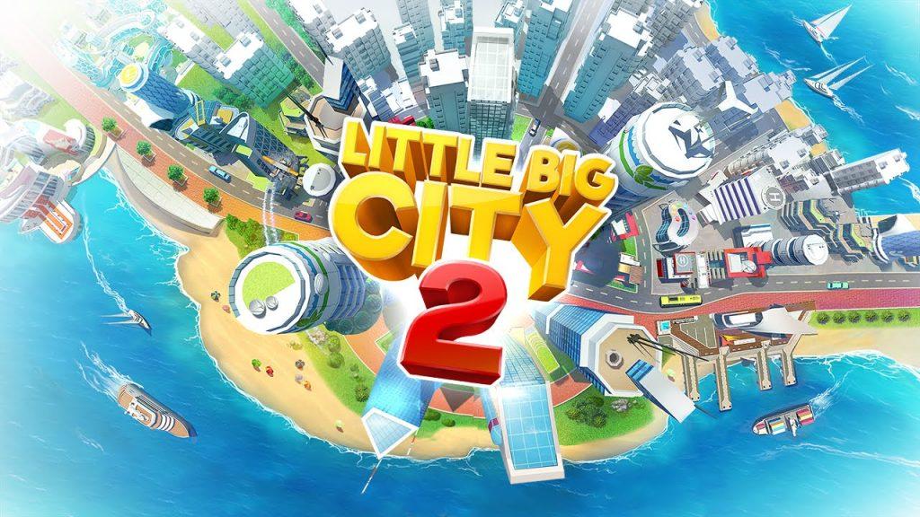 تحميل لعبة Little Big City 2