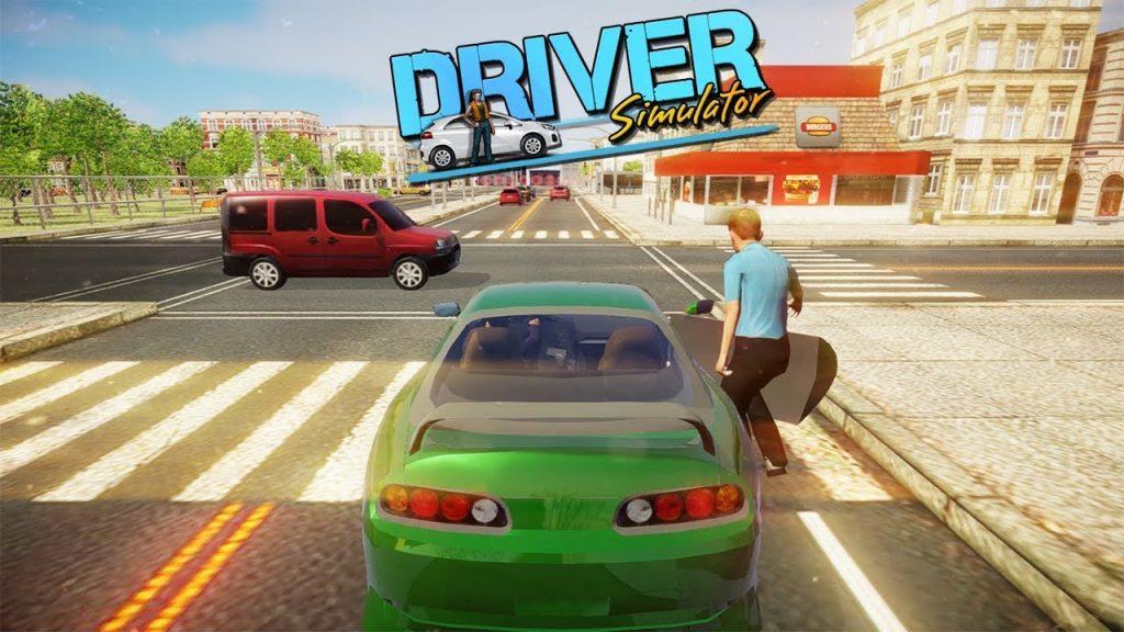 تحميل لعبة driver simulator - العاب محاكاة- العاب حياة واقعية