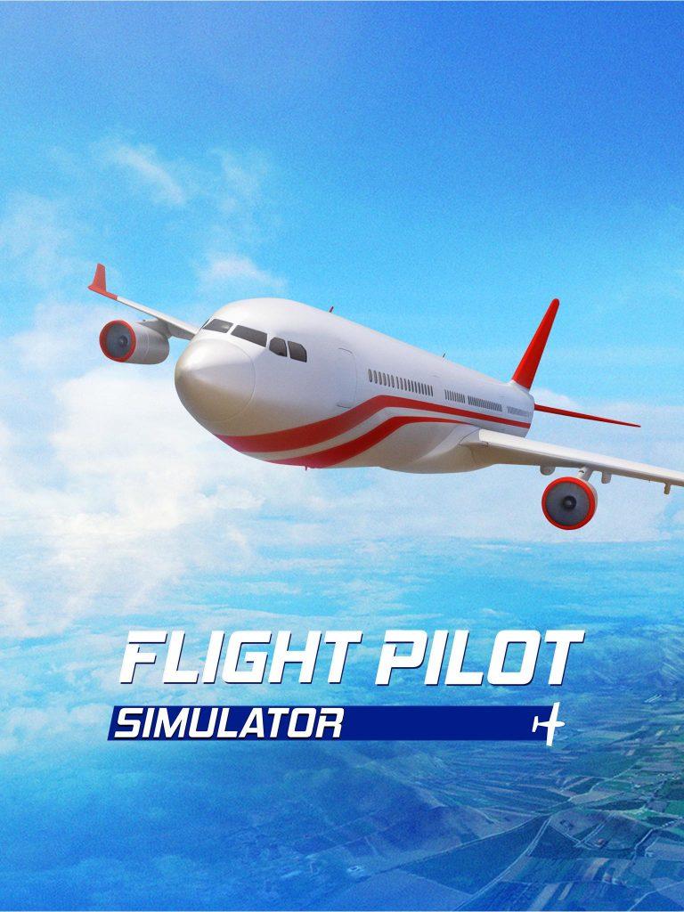 تحميل لعبة Flight Pilot Simulator - العاب محاكاة
