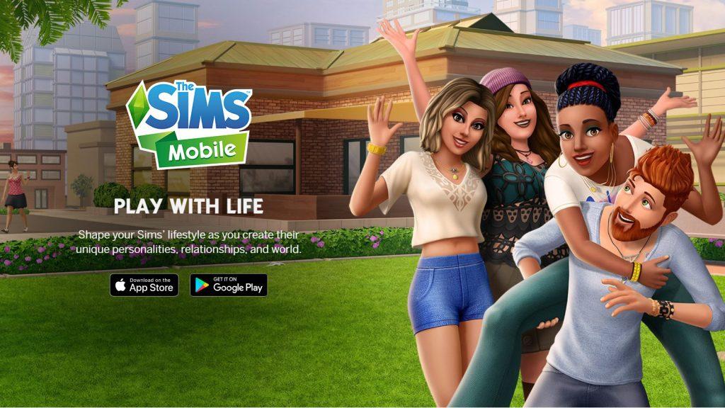 تحميل لعبة The Sims Mobile - العاب حياة واقعية