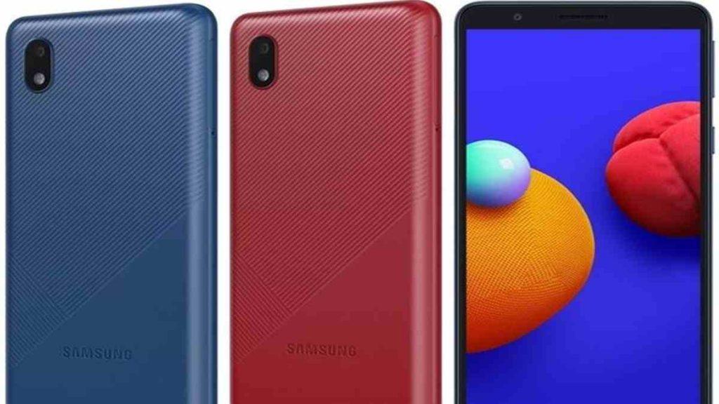 الوان Samsung GalaxyA01 Core