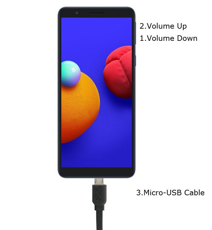 عيوب Samsung Galaxy A01 Core