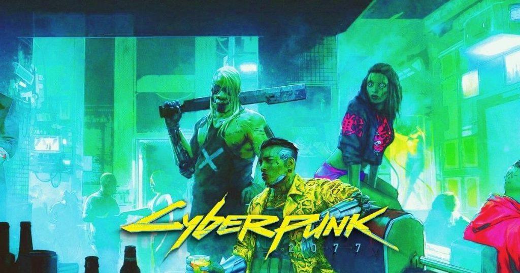 شرح شخصيات لعبة Cyberpunk 2077