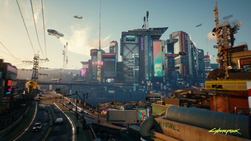 مدينة Night City العالم الواقعي في لعبة سايبربنك 2077