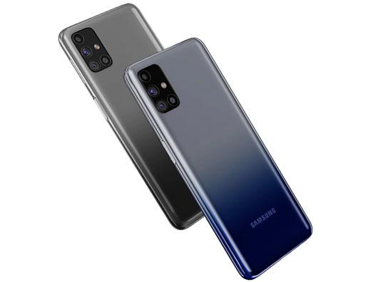 الوان Samsung GalaxyM31S