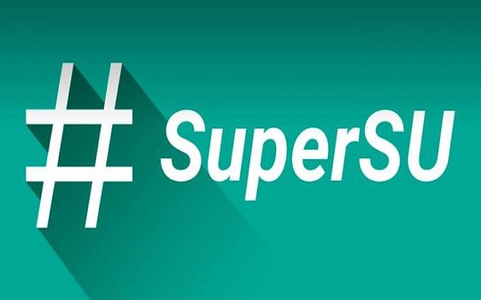 SuperSU الغاء الروت Root و تطبيق iroot عمل روت