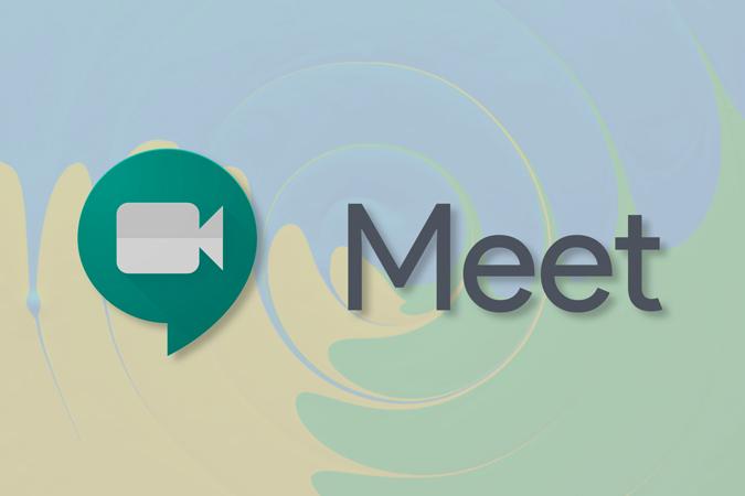 كيفية إجراء اختبار على Google Meet