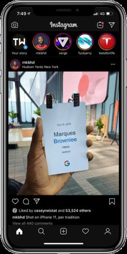 كيفية النشر على Instagram باستخدام مساعد Google