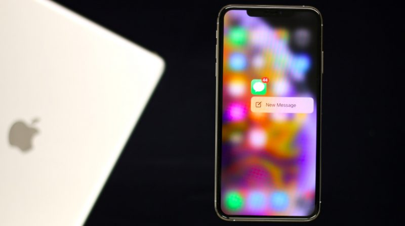iPhone لا يرسل رسائل نصية؟