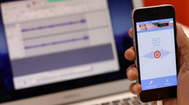 كيفية استخدام iPhone كميكروفون لاسلكي لنظام التشغيل Mac