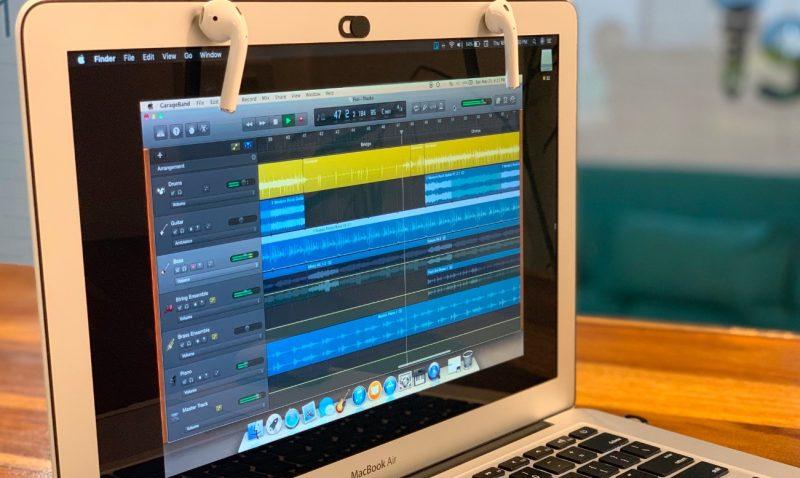 كيف يمكنني تسجيل الصوت المتدفق على جهاز Mac الخاص بي