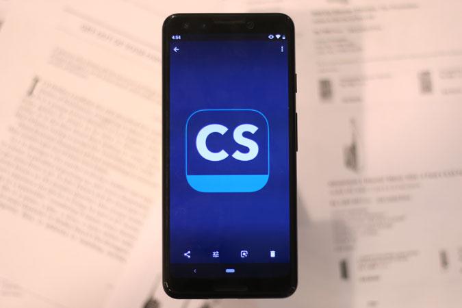 أفضل 7 بدائل لبرنامج CamScanner يجب أن تحاول تجنب البرامج الضارة