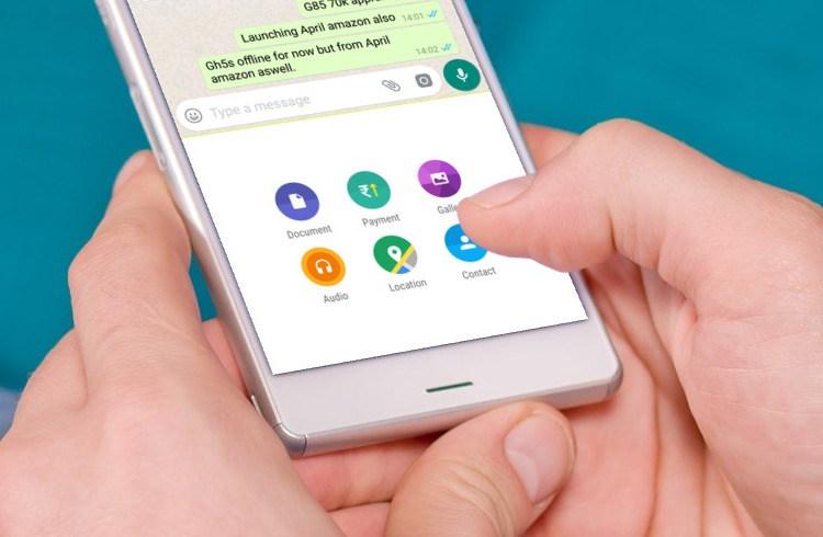 الدفع عبر WhatsApp: كيفية إرسال الأموال عبر WhatsApp