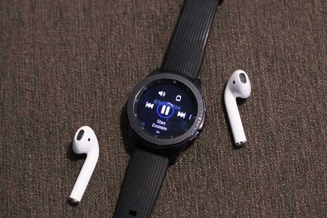 How to pair your AirPods with your Samsung Galaxy Watch, Active, and Active 2?