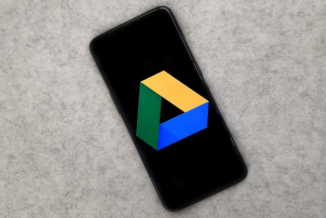 كيفية نسخ الملفات والمجلدات في Google Drive
