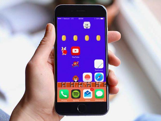 كيفية تخصيص الشاشة الرئيسية على iPhone دون كسر الحماية