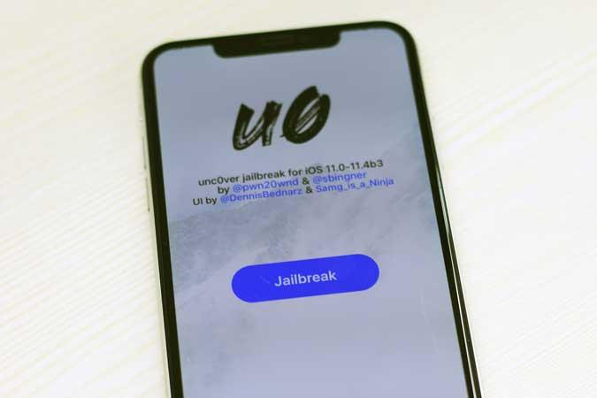 كيفية عمل جيلبريك لجهاز iPhone و iPad الذي يعمل بنظام iOS 12 . 4؟