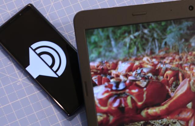 كيفية دفق الصوت من الكمبيوتر الشخصي إلى Android (2020)